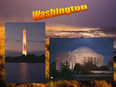 Washington.