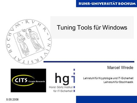 Tuning Tools für Windows