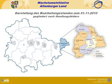 Wachstumsinitiative Altenburger Land