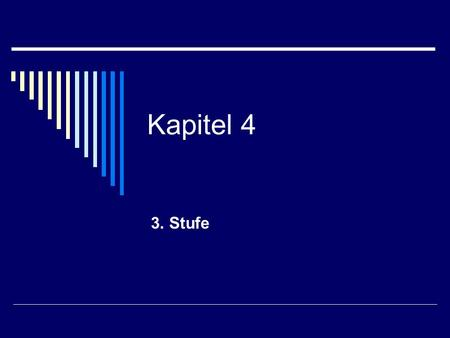 Kapitel 4 3. Stufe. kein You already know that when you negate a noun, you use a form of KEIN the endings should reflect the gender and the case of the.