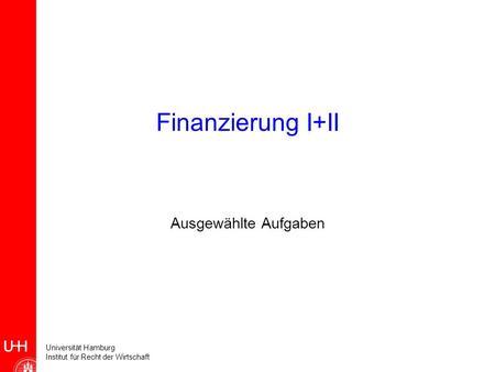 Slide no 1 prof dr rainer stachuletz berlin school for Uni hamburg studiengange