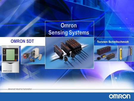 Omron Sensing Systems.