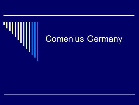 Comenius Germany.