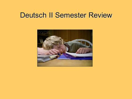 Deutsch II Semester Review. Ich gebe meiner Mutter eine Blume. What is the subject, direct object and indirect object of this sentence?