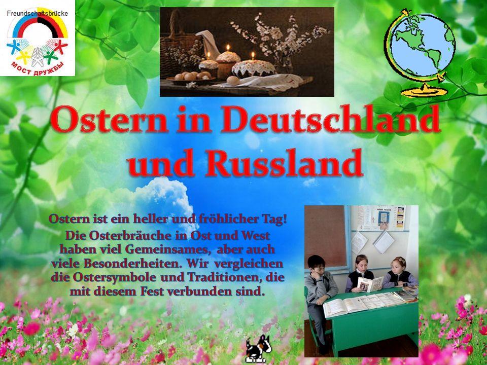 Ostern ist das älteste Fest, das die Menschen kennen.