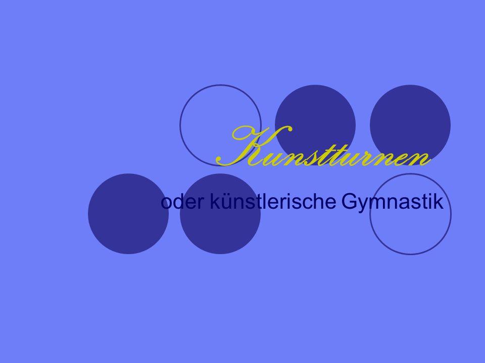 In der UdSSR ist die künstlerische Gymnastik ist im Jahr 1913 erschienen In der UdSSR erschien die künstlerische Gymnastik im Jahr 1913