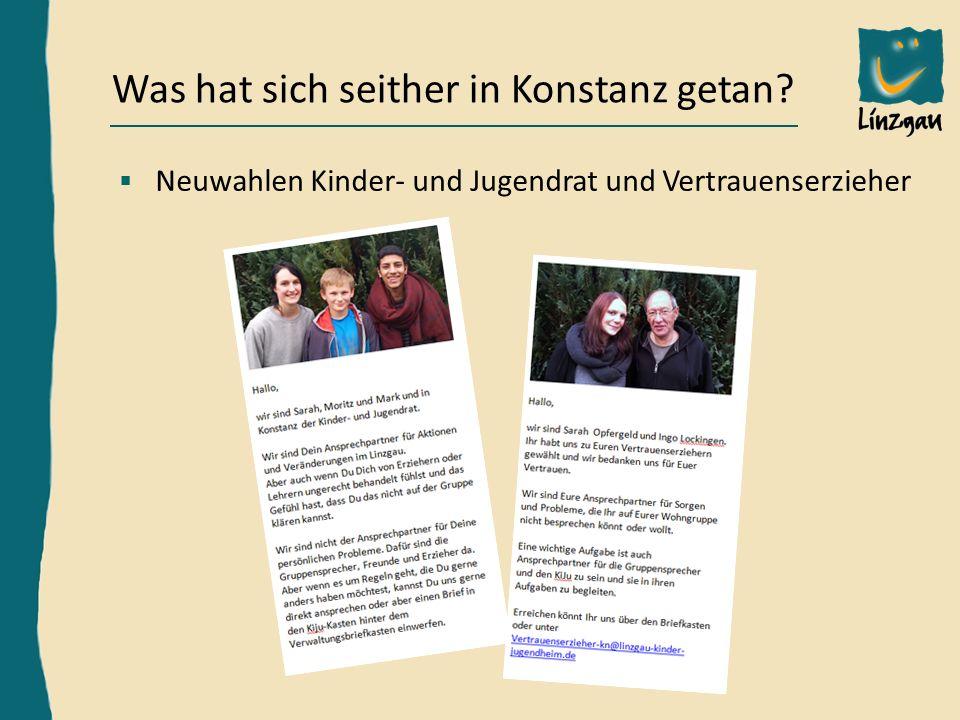 Hardy Frick, Bereichsleiter Außenstelle KN, h.frick@linzgau-kinder-jugendheim.de KiJu & Vertrauen serz.
