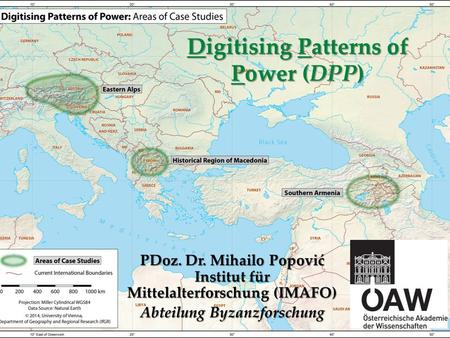 Digitising Patterns of Power (DPP)