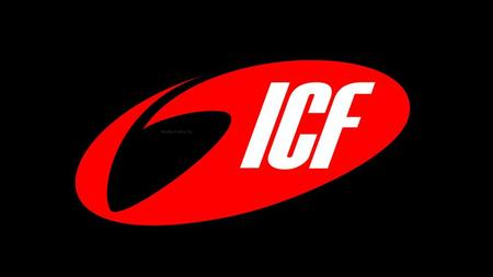 ICF Zurich Logo. Serienlogo Background LEO BIGGER.