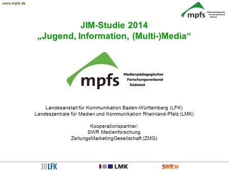 """Jugend, Information, (Multi-)Media"""