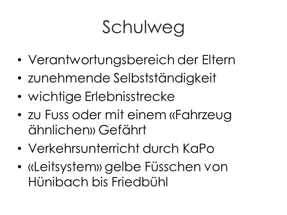 Gesundheitsvorsorge Schulzahnärztliche Untersuchung – obligatorisch: jährlich ab KG bis 9.