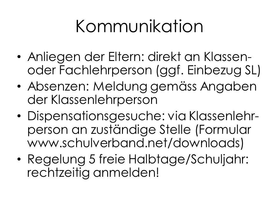 Ausblick… Schuljahresstart 15.