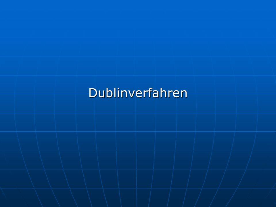 Dublinverfahren