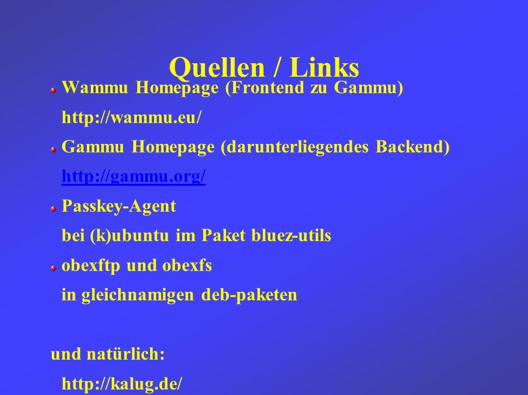 Wie komme ich an meine Handy-Daten ran? Rainer Müller rainer@kalug.de http://kalug.de/ 28.07.2008