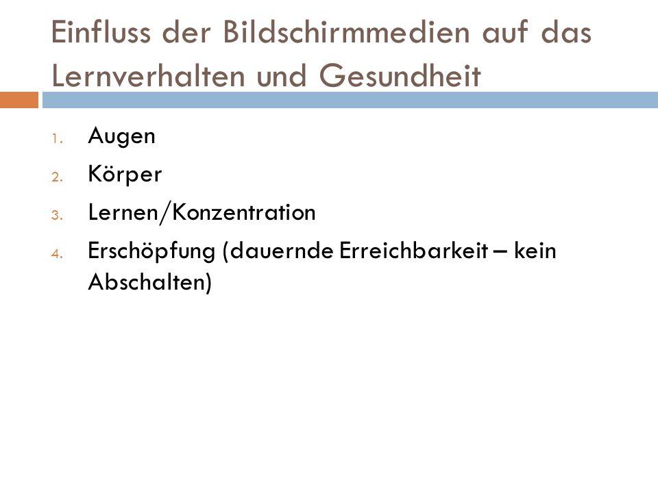 """www.pharmazeutische-zeitung.de """"Die intensive Nutzung von Smartphones wird nach Einschätzung von Experten zu einer spürbaren Zunahme der Kurzsichtigkeit in Deutschland führen.(…) In Asien habe sich der Anteil der Kurzsichtigen in den großen Metropolen innerhalb weniger Jahre von 20 auf 80 Prozent erhöht."""