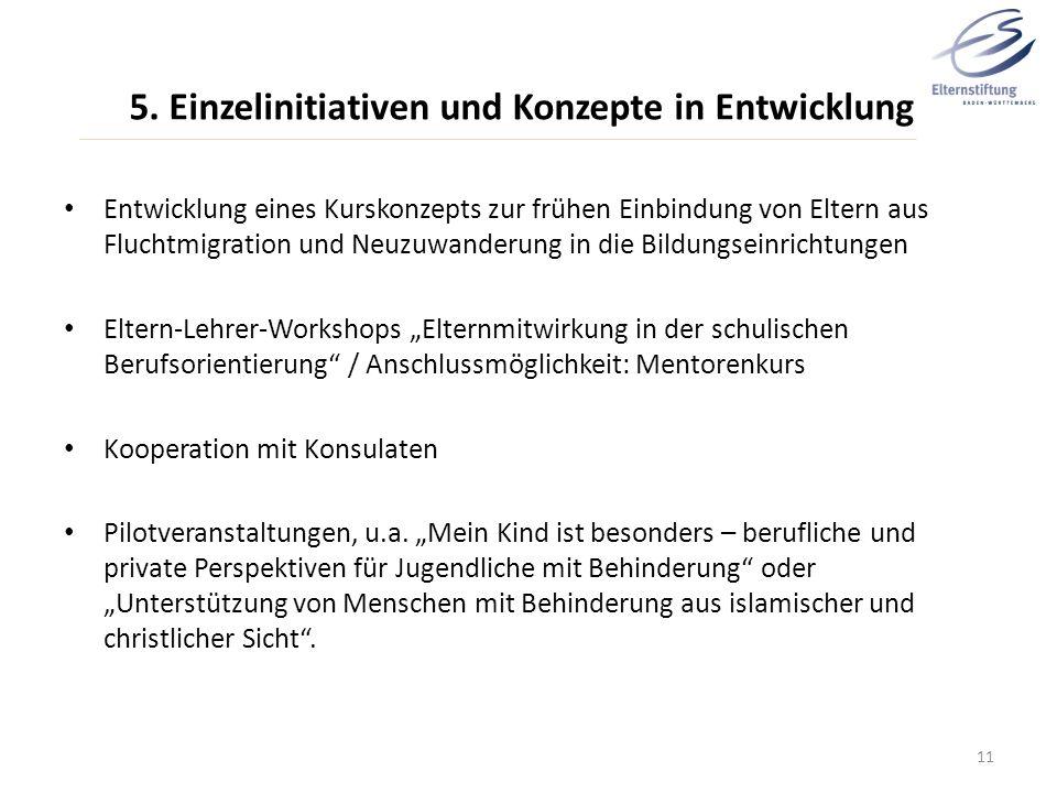 Vielen Dank für Ihre Aufmerksamkeit .Gemeinnützige Elternstiftung Baden-Württemberg Silberburgstr.