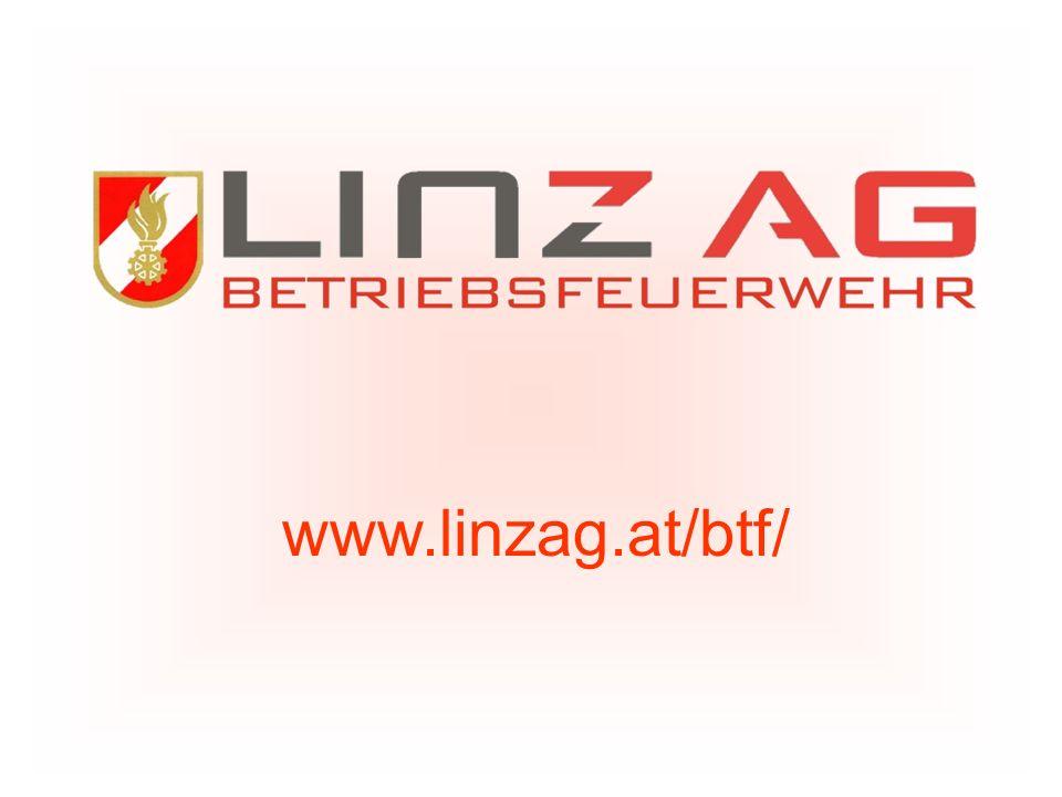 G.Saumer / 20.April 2016 Auszug aus der LINZAG Hauptrichtlinie Ziel und Zweck Die Betriebsfeuerwehr LINZAG ist in das Feuerwehrbuch des Landes Oberösterreich eingetragen und somit eine Körperschaft öffentlichen Rechtes.