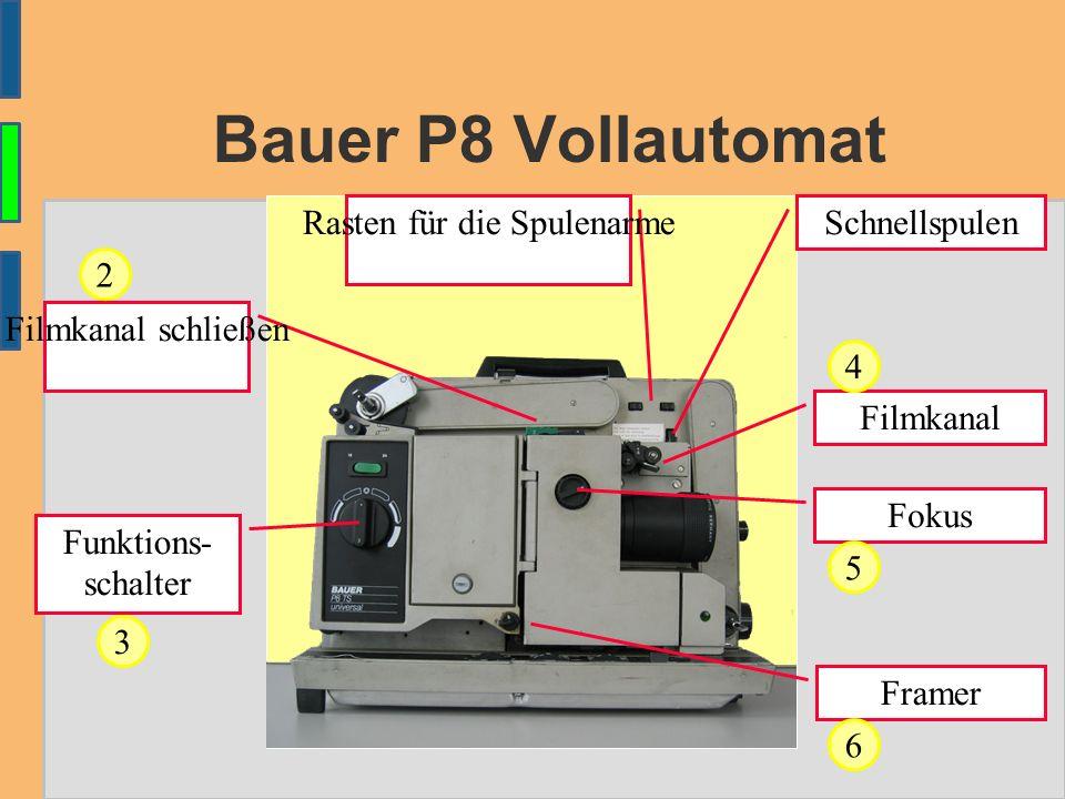 Eiki - Vollautomat Raste für den Spulenarm Lautstärke Framer Funktions- schalter Fokus Filmkanal
