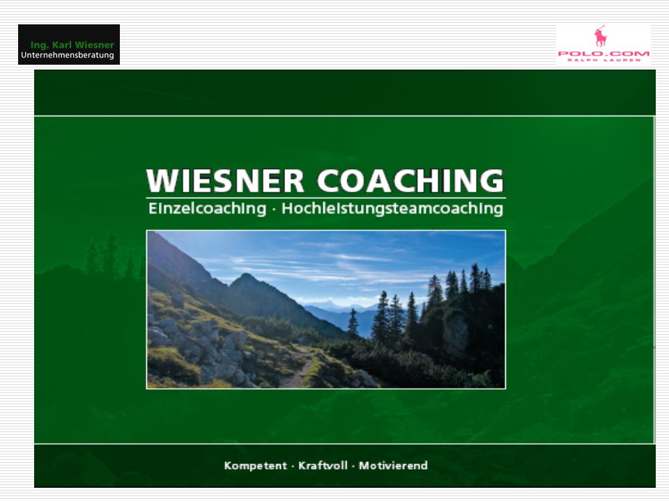Team-Coaching  Worum geht's.