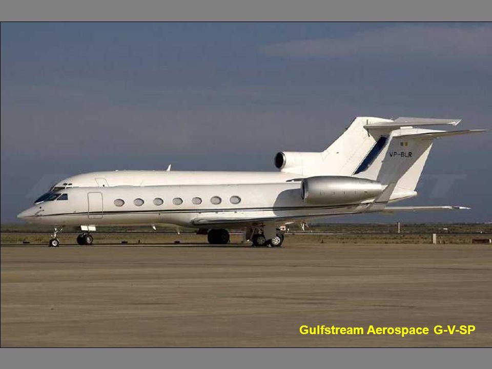 Gulfstream Aerospace G-V-SP