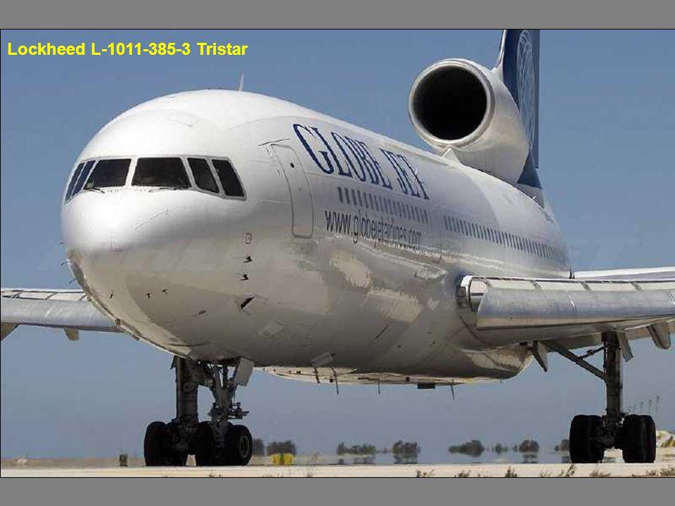 Lockheed L-1011-385-3 Tristar