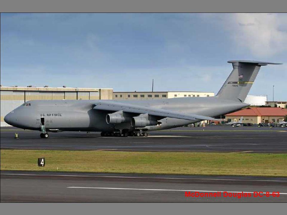 McDonnell Douglas DC-8-63