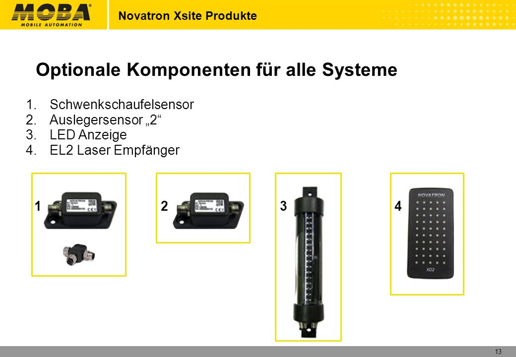 14 Xsite EASY System Aufbau Novatron Xsite Produkte
