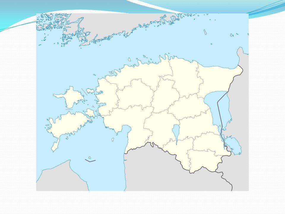 Hauptstadt Tallinn ist die Hauptstadt von Estland.