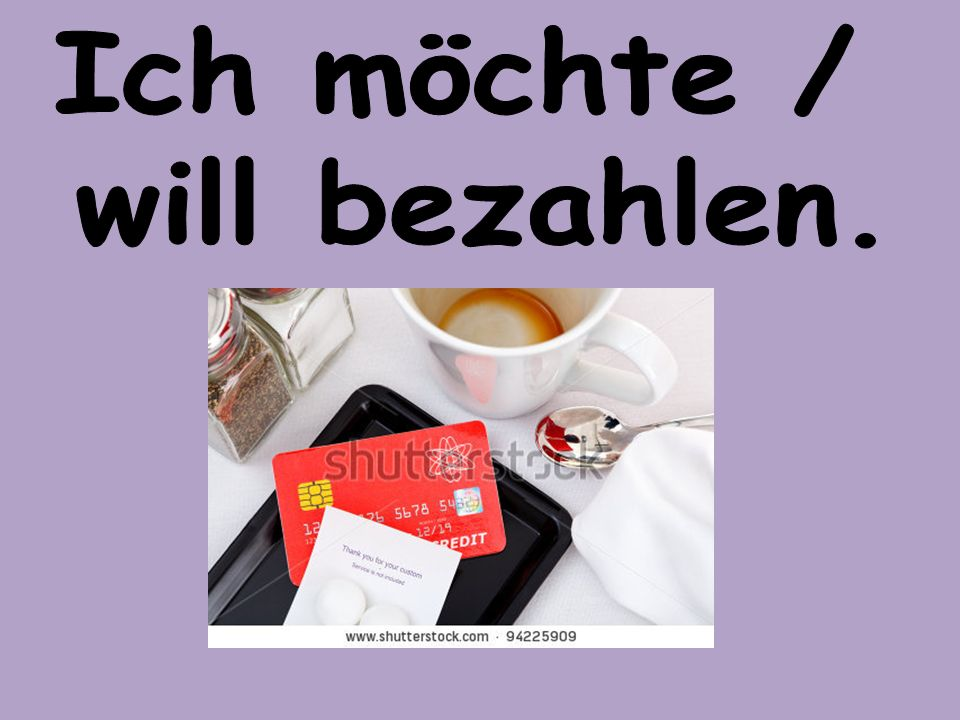 Learning Target: I can order food and beverages (Buch Seite 170) Here are some expressions you can use when you order something in a café or restaurant.
