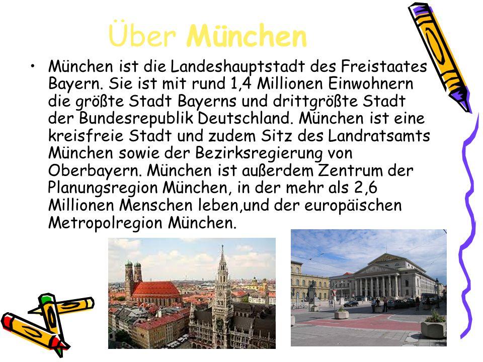 Der Marienplatz Der Marienplatz ist das Zentrum Münchens, hier herrscht Weltstadtatmosphäre, pulsierendes Leben, und jedes Gebäude ist ein Baudenkmal.