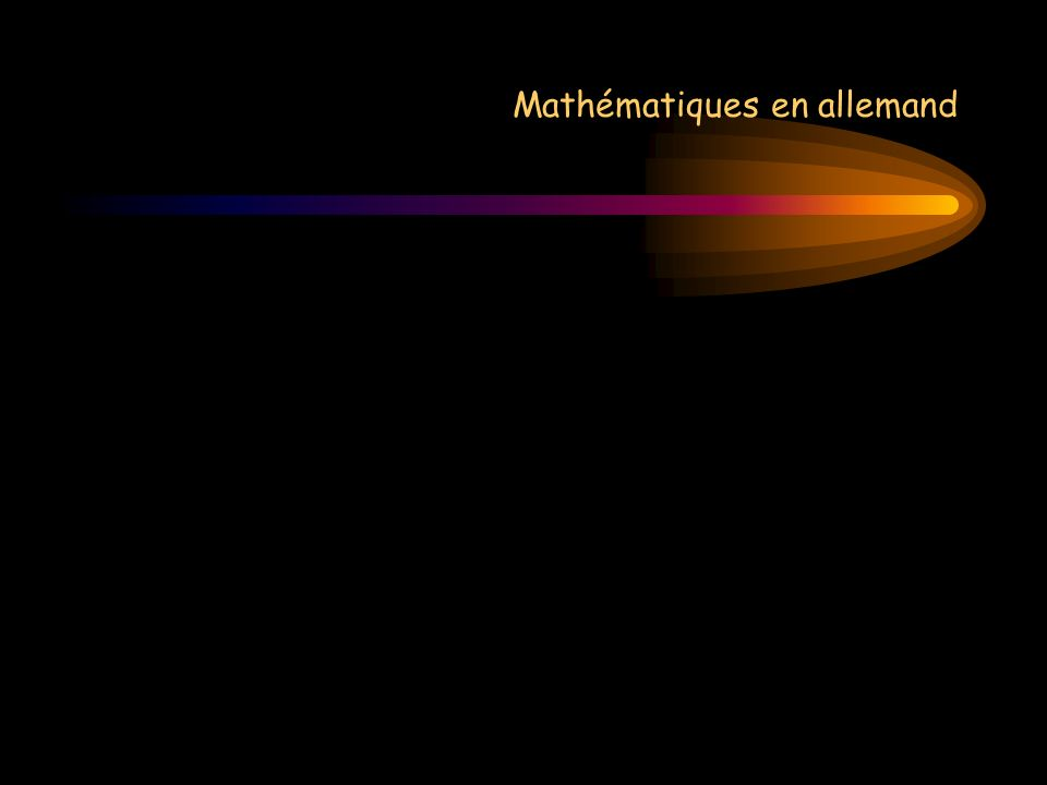 Etudier un thème mathématiques choisi par les élèves Réviser un point du programme choisi par les élèves