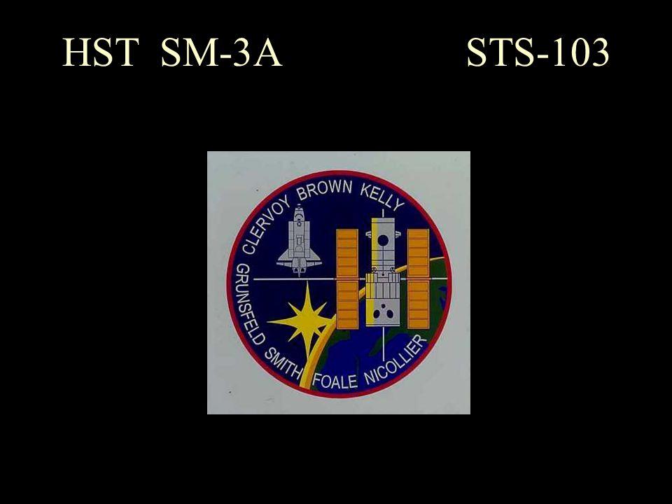 HST SM-3A STS-103