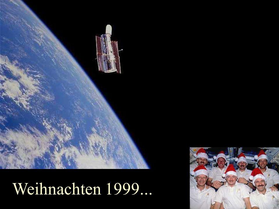 Weihnachten 1999...