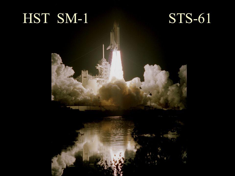 HST SM-1 STS-61