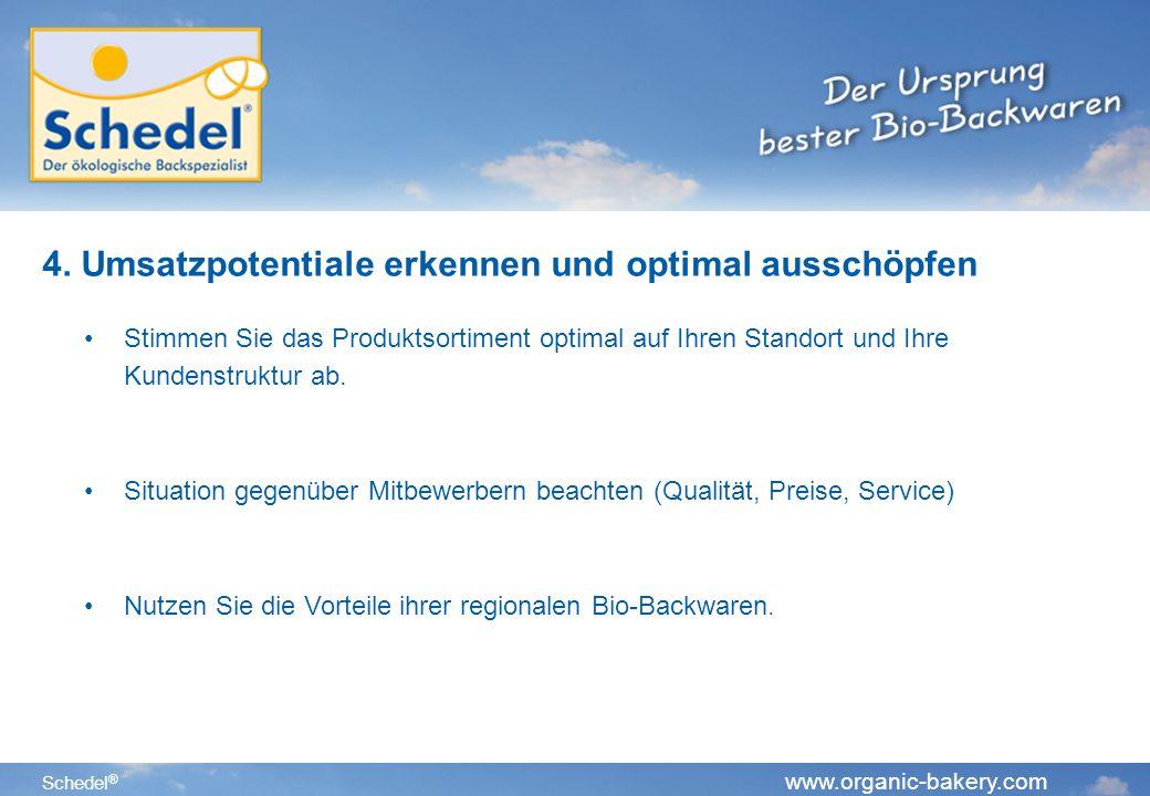 Schedel ® www.organic-bakery.com 5.