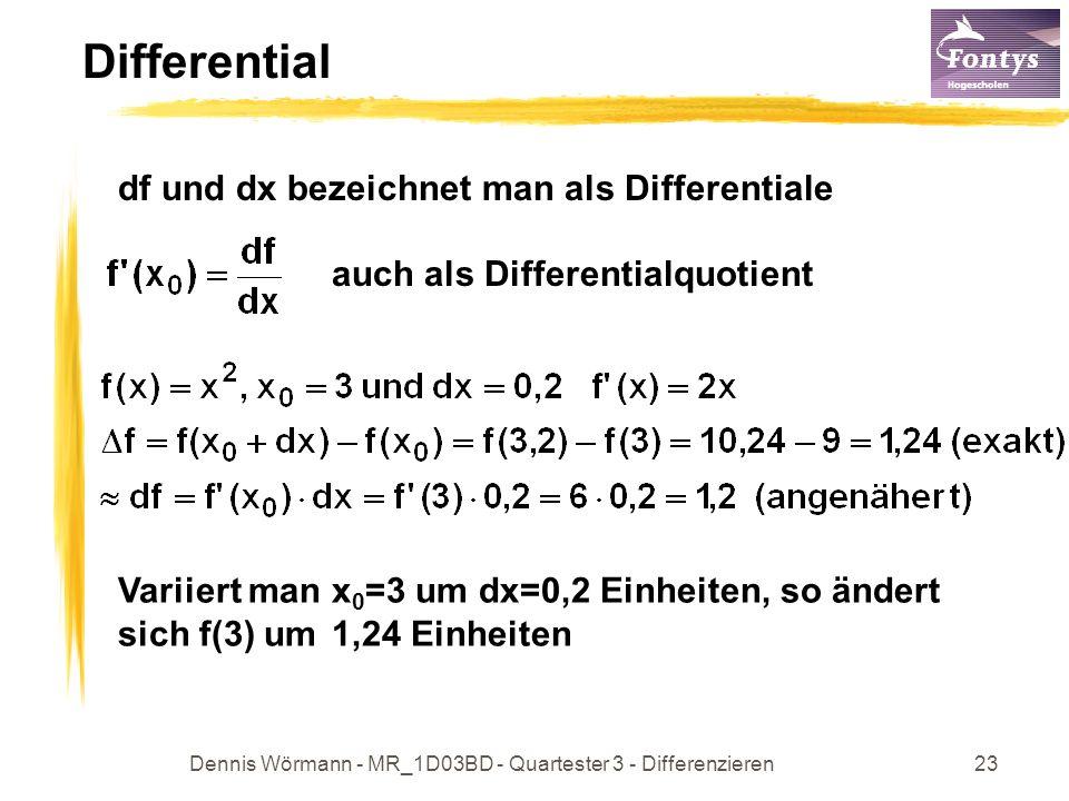 Dennis Wörmann - MR_1D03BD - Quartester 3 - Differenzieren24 Beispiel