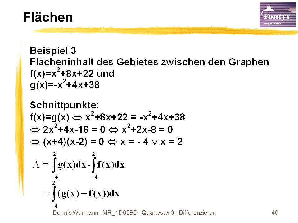 Dennis Wörmann - MR_1D03BD - Quartester 3 - Differenzieren41 Flächen