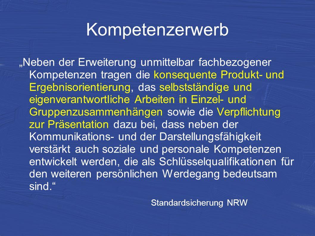 Mögliche Anbindungen Zusammenarbeit mit außerschulischen Partnern (z.B.