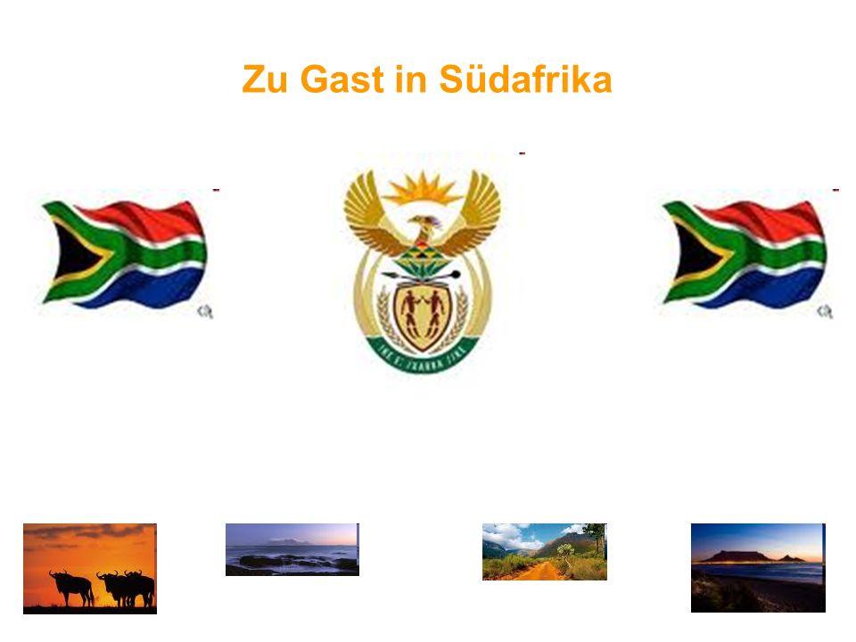 Gliederung 1. Die WM zu Gast in Südafrika 2. Das Land Südafrika