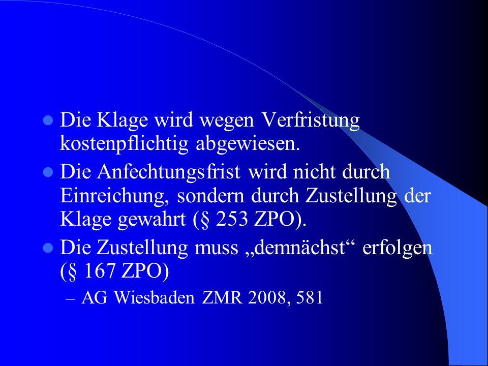 Rubrumsberichtigung – falscher Beklagter Rubrumsberichtigung – falscher Beklagter Klägerin ficht einen Beschluss vom 11.03.2008 fristgerecht, also bis zum Ablauf des 11.04.2008 an.