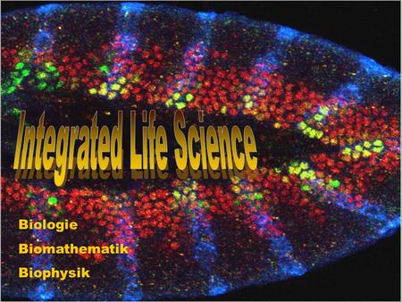 Integrated Life Science