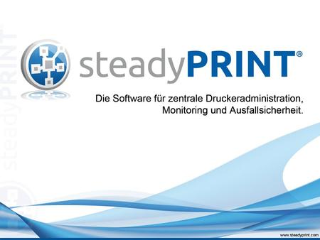 Präsentation Version 2.4 (22.05.2015) | steadyPRINT-Version 5.2.