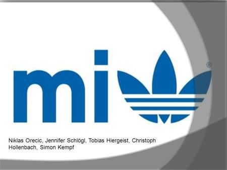 Agenda Geschichte von Adidas Miadidas Mass Customization Initiative