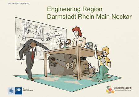 Engineering Region  Darmstadt Rhein Main Neckar