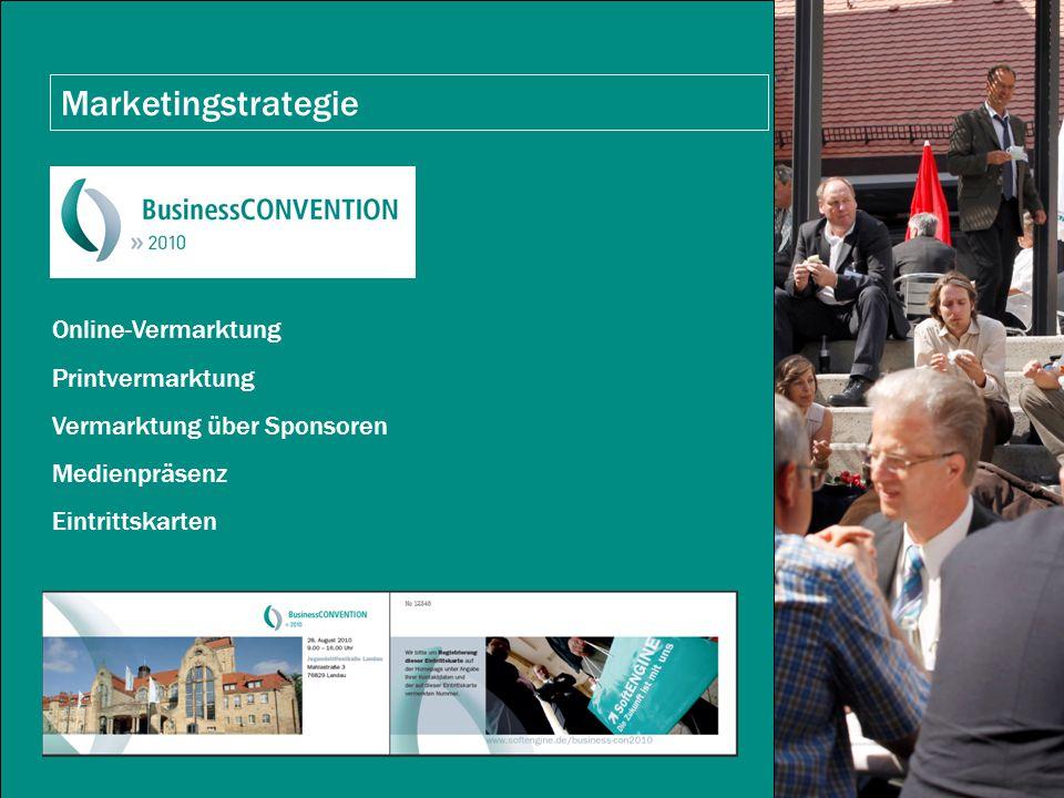Eventpage Live ab 01.06.2010 www.softengine.de/business-con2010 Der Event Die Location Die Partner und Sponsoren Onlineregistration