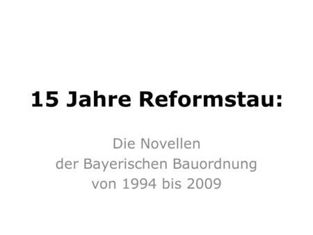 novellierung der brandenburgischen bauordnung bbgbo. Black Bedroom Furniture Sets. Home Design Ideas