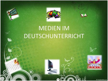 MEDIEN IM DEUTSCHUNTERRICHT. Web 2.0 in the classroom by Ryan McCallum on Prezi.