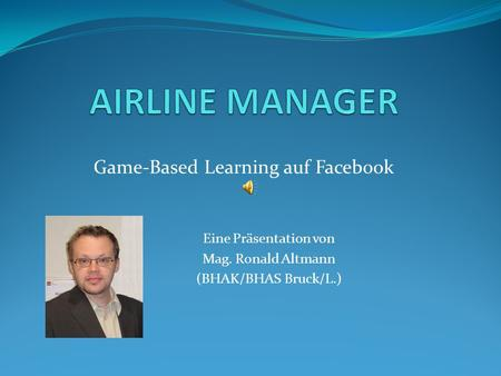 Game-Based Learning auf Facebook