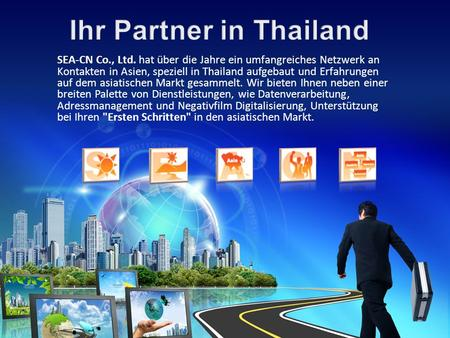 Ihr Partner in Thailand