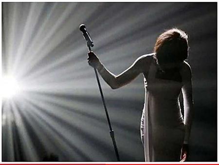 Whitney Houston Lebenslauf